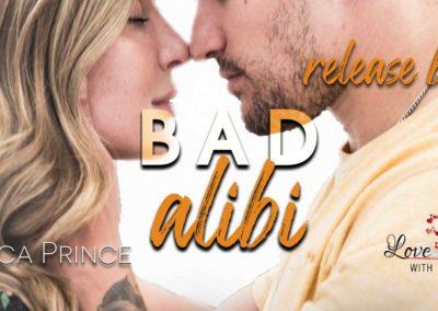 Bad Alibi by Jessica Prince