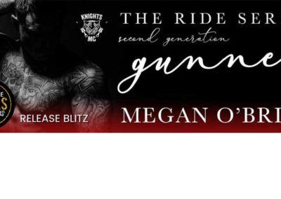 Gunner by Megan O'Brien