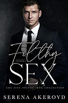 FilthySex ebook cover